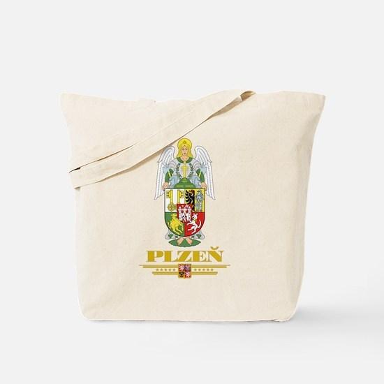 Plzen Tote Bag