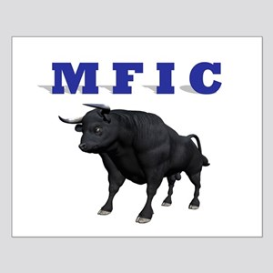 MF IN CHARGE Small Poster
