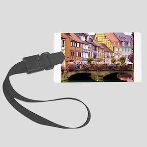 Colmar Luggage Tag