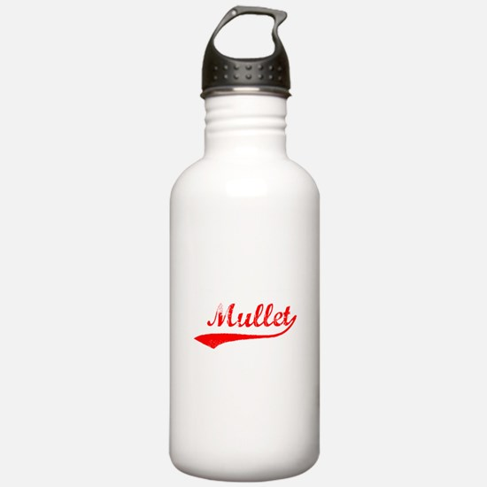 Red Swash Water Bottle