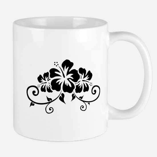 Hawaiian flowers Mug
