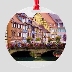 Colmar Ornament