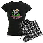 Little Stinker Nicole Women's Dark Pajamas