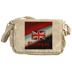 Robin National Bird Messenger Bag