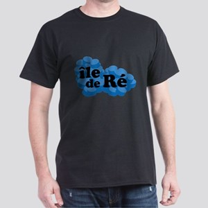 Ile de Ré Dark T-Shirt