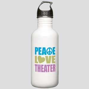 Peace Love Theater Stainless Water Bottle 1.0L