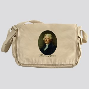 Thomas Jefferson Messenger Bag