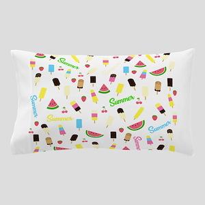 Summer pattern Pillow Case