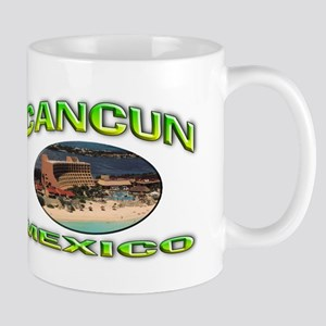 Cancun, Mexico Mug
