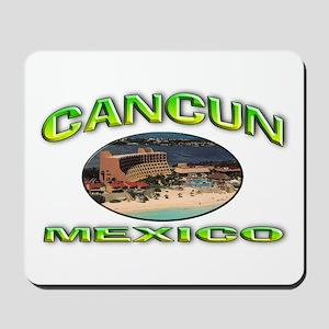 Cancun, Mexico Mousepad