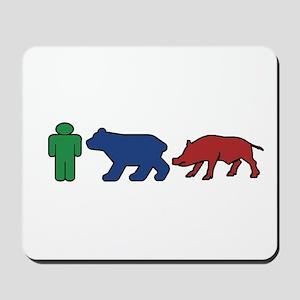 ManBearPig Mousepad