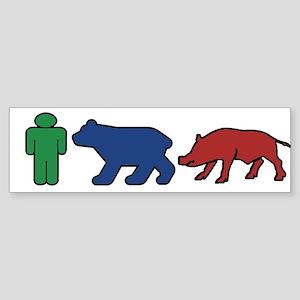 ManBearPig Sticker (Bumper)