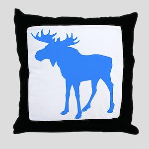 AWESOME UNIVERSITY Throw Pillow