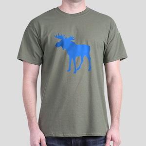 AWESOME UNIVERSITY Dark T-Shirt