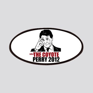 the coyote perry 2012 Patches