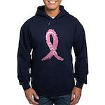 Cancer Awareness Cure Hoodie (dark)