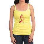 Cancer Awareness Cure Jr. Spaghetti Tank
