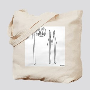 Codependent Tote Bag