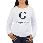 G Corporation Women's Long Sleeve T-Shirt