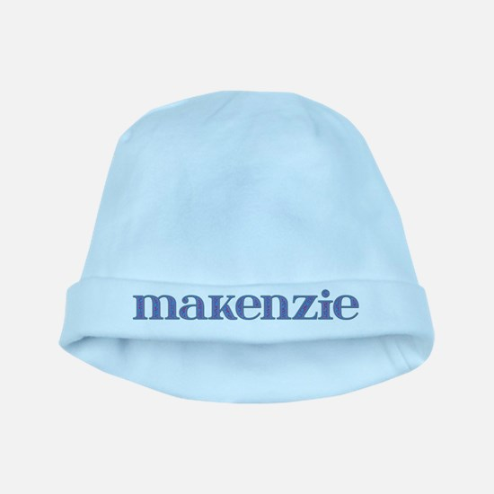 Makenzie Blue Glass baby hat