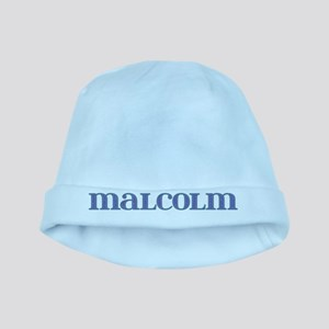 Malcolm Blue Glass baby hat