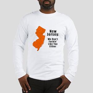 nj1 Long Sleeve T-Shirt