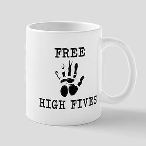 Free High Fives Mug