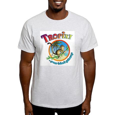 Official Tropix Logo Basic T-Shirt