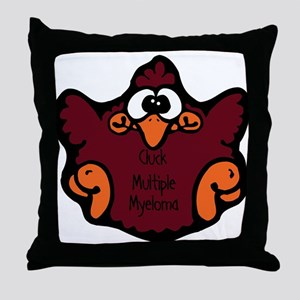 Multiple Myeloma Throw Pillow
