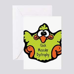 Muscular Dystrophy Greeting Card