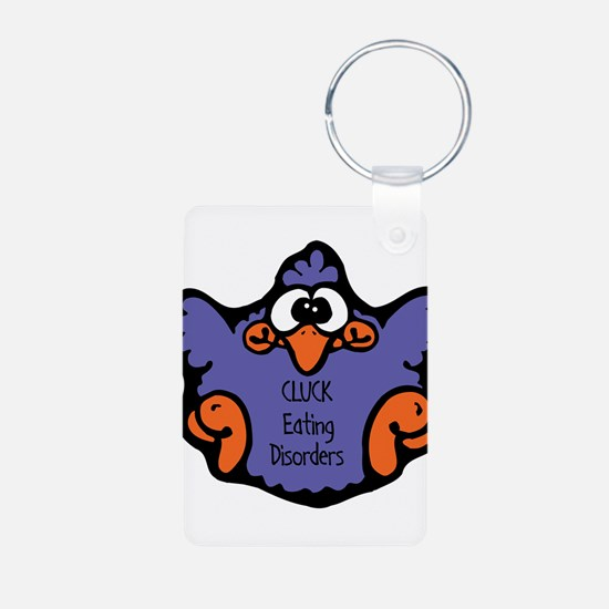 Eating Disorders Keychains