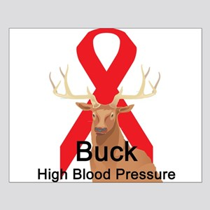 High Blood Pressure Small Poster