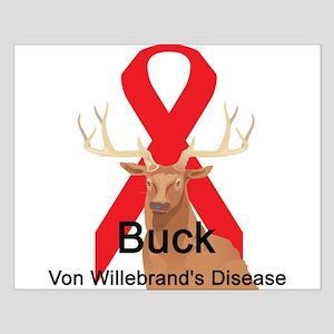 Von Willebrands Disease Small Poster