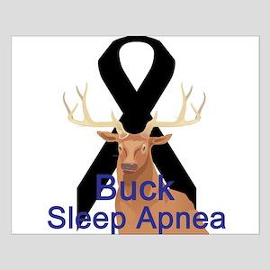 Sleep Apnea Small Poster