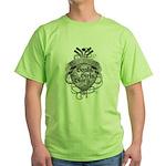 Hat Trick: Goals, Girls & Glory Green T-Shirt