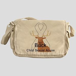 Child Sexual Abuse Messenger Bag