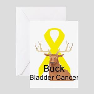 Bladder Cancer Greeting Card