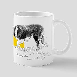 """Mug (small) """"Border Collie"""""""