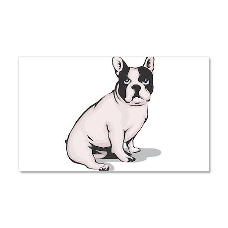 French Bulldog Car Magnet 20 x 12