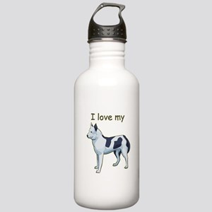 I love my Husky Stainless Water Bottle 1.0L