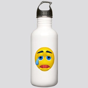 Cry Baby Face Stainless Water Bottle 1.0L