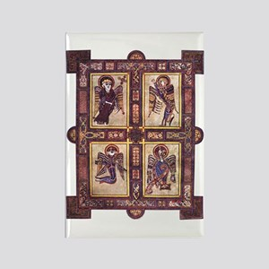 Gospels Page Rectangle Magnet