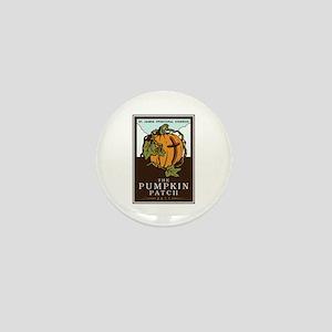 St. James Episcopal Pumpkin Patch Mini Button