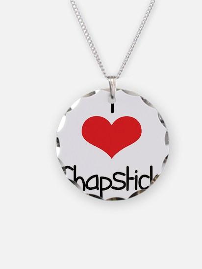 Chapstick Necklace