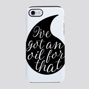 I've got an oil for iPhone 7 Tough Case