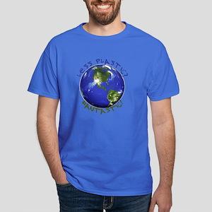 Less Plastic? Fantastic! Dark T-Shirt