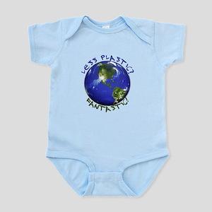Less Plastic? Fantastic! Infant Bodysuit