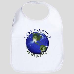 Less Plastic? Fantastic! Bib