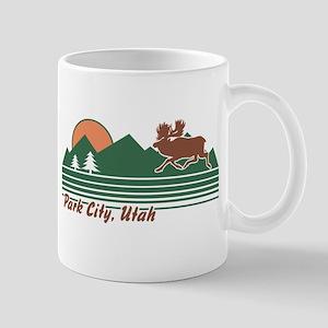 Park City Utah Mug