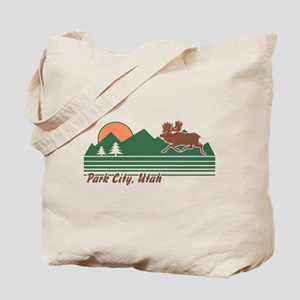 Park City Utah Tote Bag